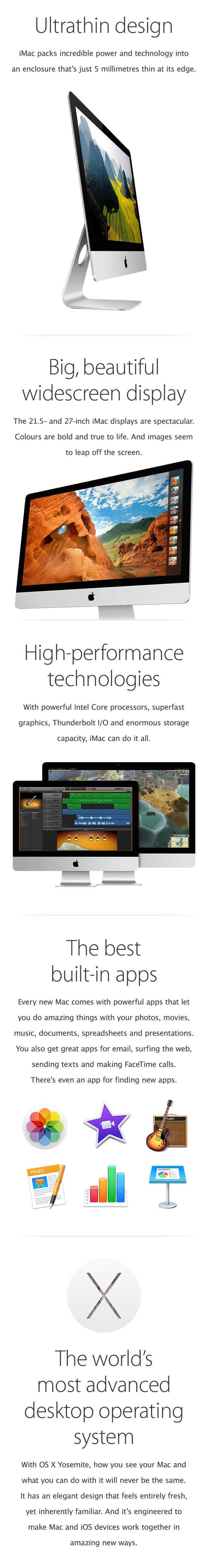 iMac 2 mobile