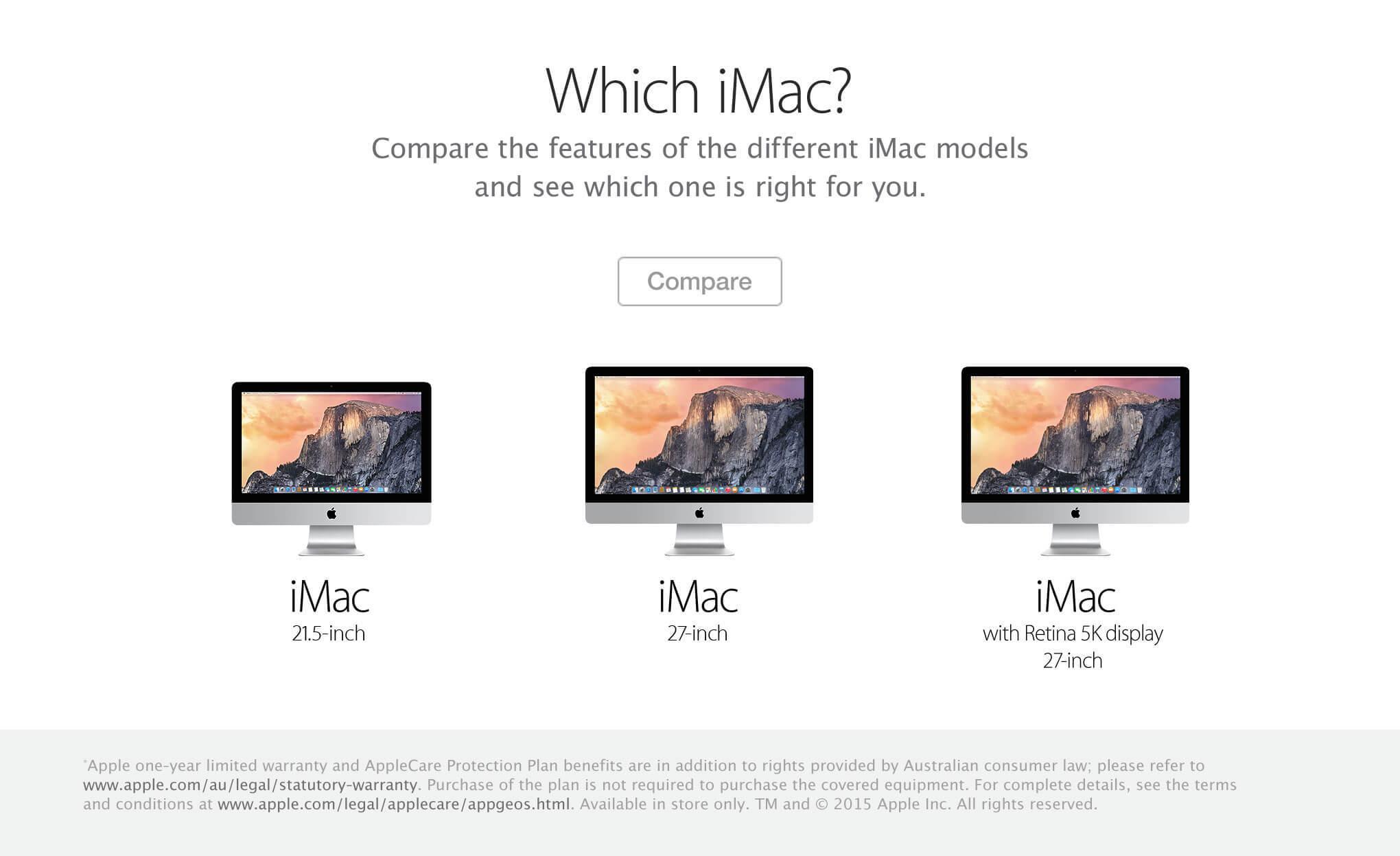 iMac 9