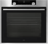 ASKO Craft 60 cm stainless steel pyrolytic oven – Available at The Good Guys