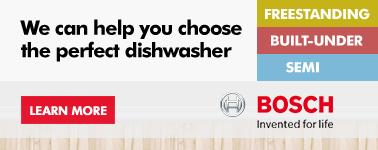 Bosch Dishwashers espot mobile