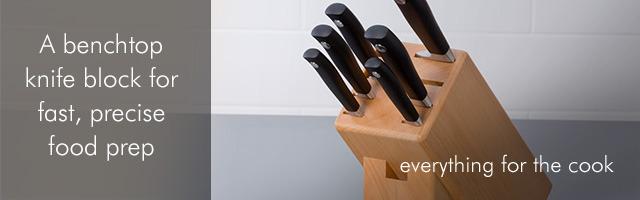 Kitchenware knifeblocks