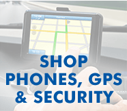 Shop phone, GPS & security products to find a deal at The Good Guys.