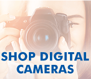 Shop digital cameras to find a deal at The Good Guys.