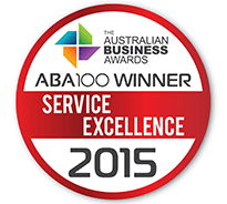 corporate aba service excellence award