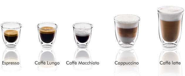 Delonghi Coffee cup mobile tile 1
