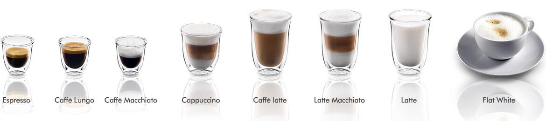 Delonghi Coffee cups