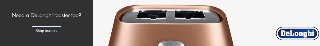 Delonghi toaster catespot