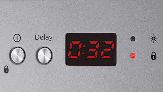 Dishwasher Delay Start