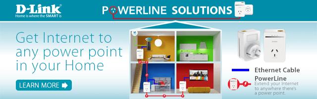 D-Link PowerLine Solutions