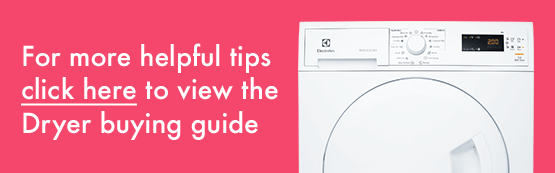 Dryer Buying Guide Tile