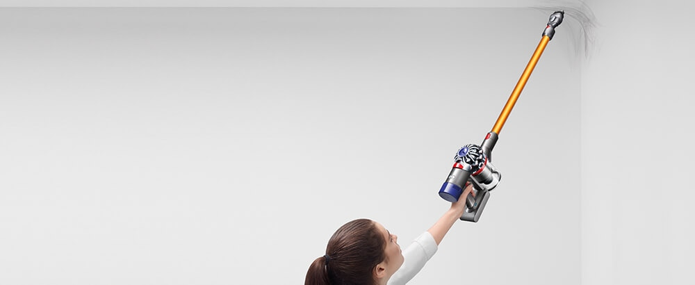 Dyson V8 Handstick Vacuums Available At The Good Guys