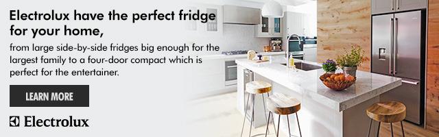 electrolux fridge catespot mobile banner
