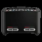 4-Slice Toasters