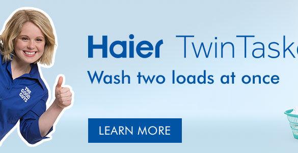 Haier Twintasker
