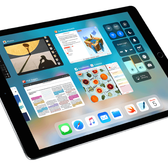 The new Apple iPad Pro features iOS 11 that significantly improves the way it does things. Shop now at The Good Guys.