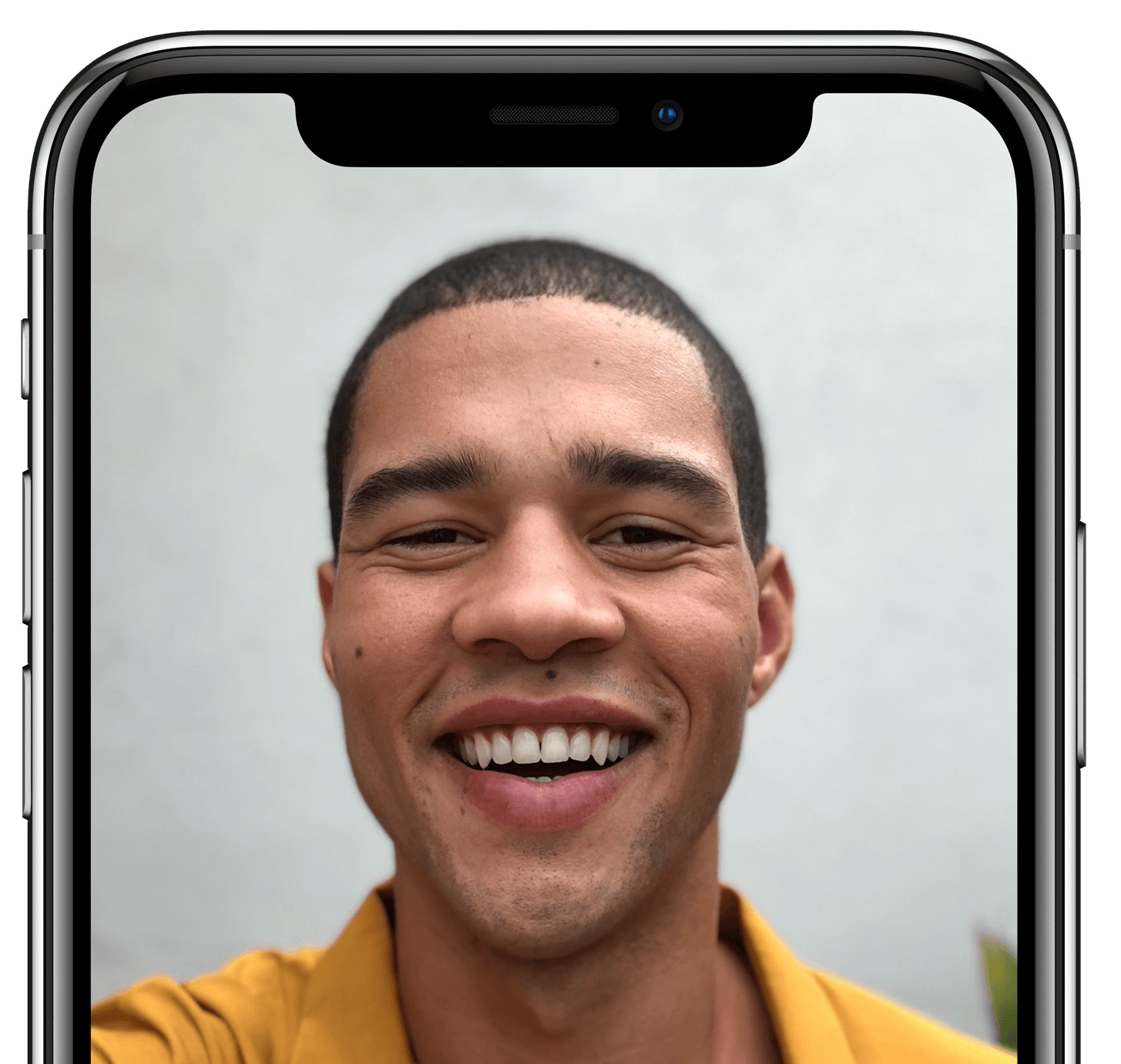 Apple iPhone X features advanced front camera so you can take beautiful selfies. Shop now at The Good Guys.