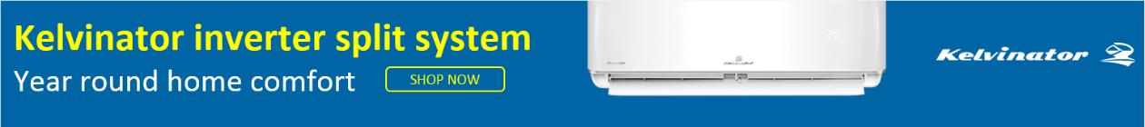 Kelvinator Inverter Split System
