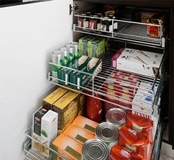 Kitchen Features organisation