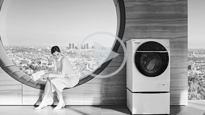 LG SIGNATURE washer video