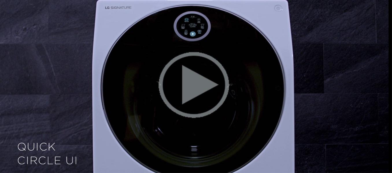 Quick Circle User Interface video