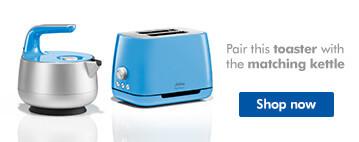 Marc Newson Light Blue Toaster