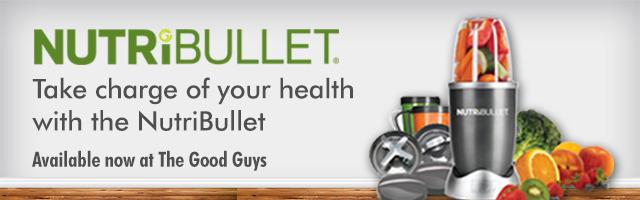 Nutribullet espot banner mobile