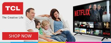 Shop TCL TVs