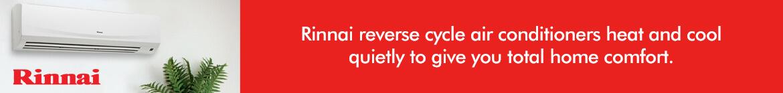 Rinnai Reverse Cycle
