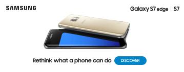 Samsung Galaxy Edge S7 espot