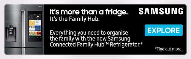 Samsung Family Hub Fridges
