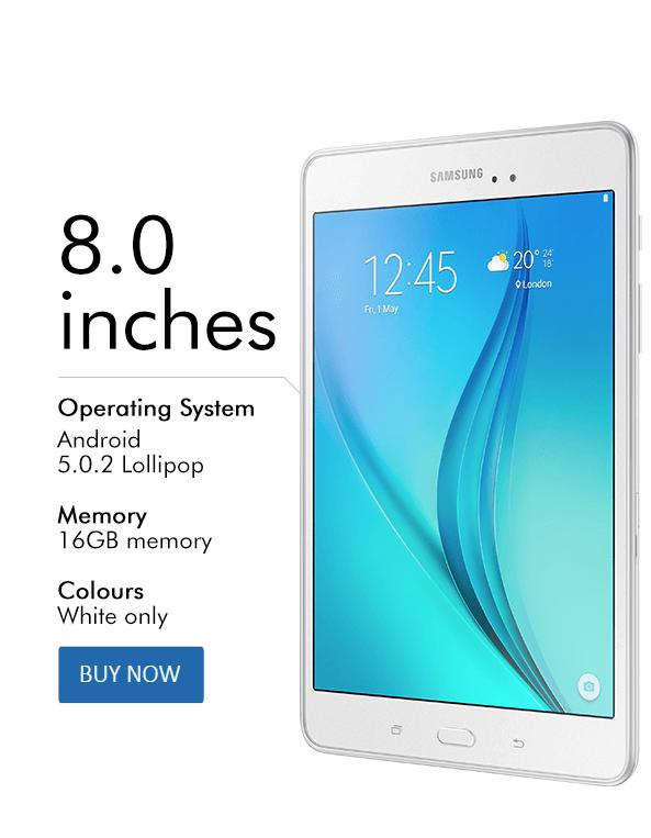 Samsung Galaxy Tab A | The Good Guys
