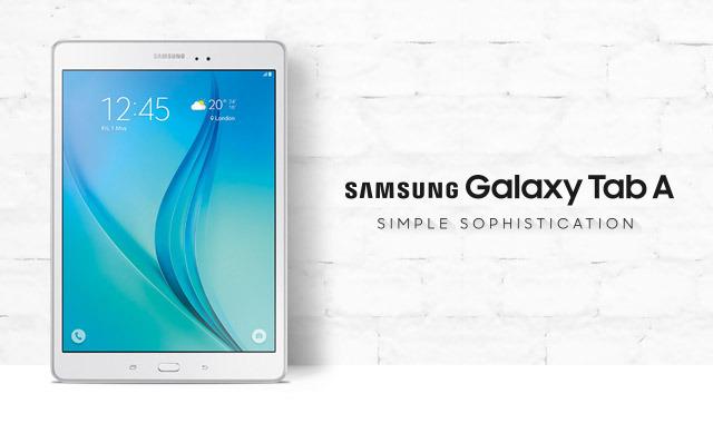 Samsung Tab A | The Good Guys