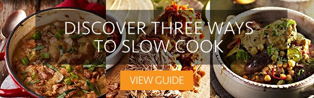 Slow Cooking Guide at The Good Guys