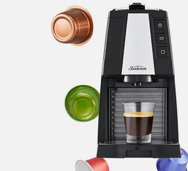 Sunbeam Coffee Machine Range The Good Guys