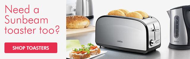 sunbeam toaster