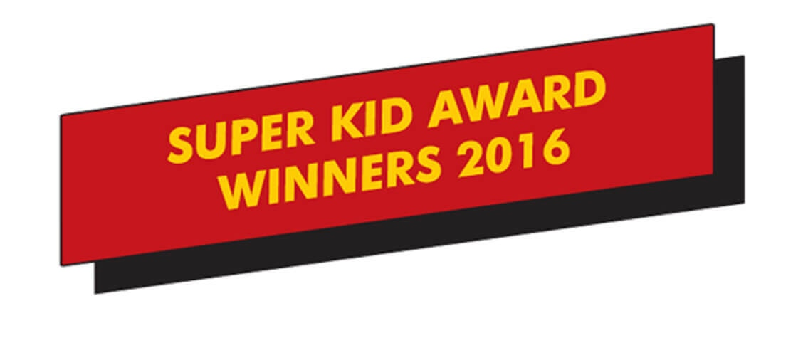 Doing Good Super Kid Awards at The Good Guys