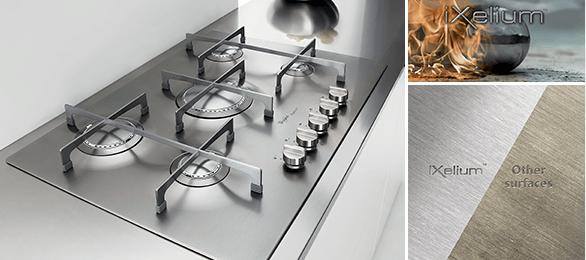 Whirlpool cooktops