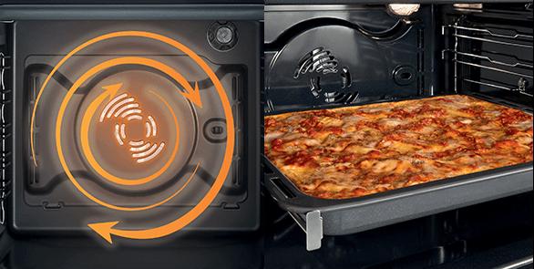 Whirlpool ovens