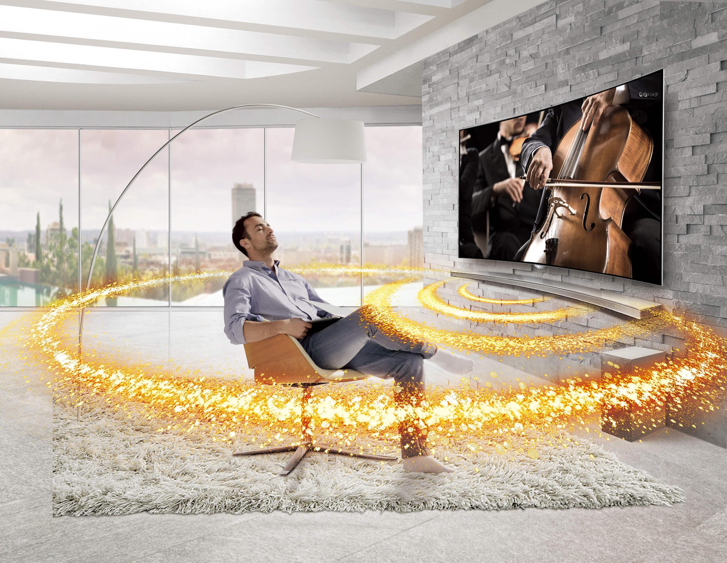 The new range of soundbars from Yamaha, Sony, Samsung, and LG produce lifelike sound.