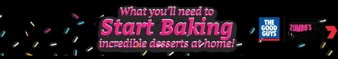Zumbo Just Desserts
